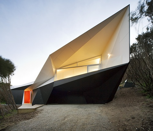 Klein Bottle House, McBride Charles Ryan