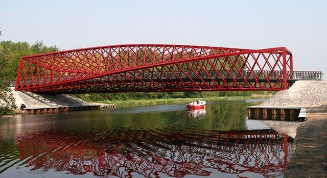 Unos puentes muy retorcidos… |