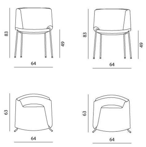Mi silla es de m bius for Sillas para planos