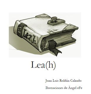 Portada de Lea(h). http://espejo-ludico.blogspot.com.es/p/pagina-de-leah.html