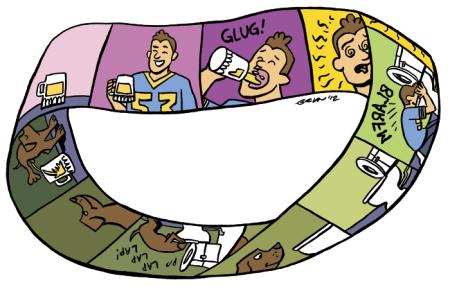 http://www.brianmcl.com/moebius-comic-strip/
