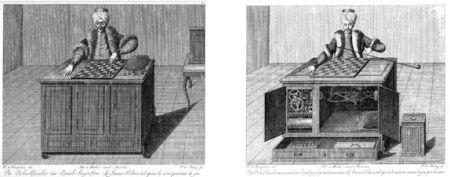 Karl Gottlieb von Windisch, Briefe über den Schachspieler des Hrn. von Kempelen, nebst drei Kupferstichen die diese berühmte Maschine vorstellen. 1783