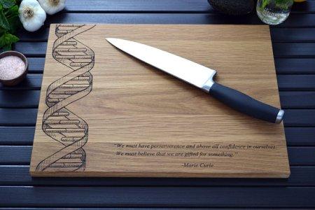 """""""Tenemos que tener perseverancia y, sobre todo, confianza en nosotros mismos."""", Marie Curie http://waveavenue.com/profiles/blogs/cleverly-playful-personalized-cutting-boards-by-elysium-woodworks"""