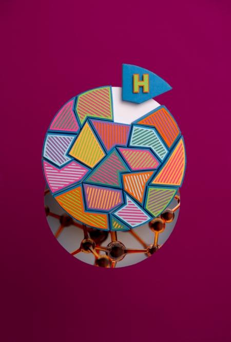"""""""El boson de Higgs es como la pieza que falta en un rompecabezas pacientemente construido desde hace 50 años por los físicos para describir la materia del universo"""" http://www.zimandzou.fr/70282/983157/gallery/higgs-boson"""