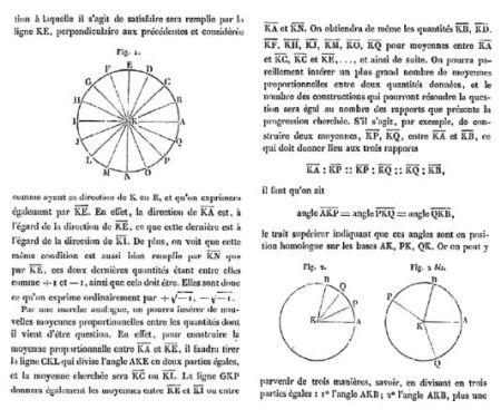 Páginas 7 y 8 del artículo de Argand