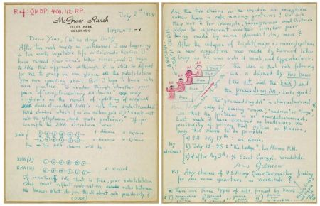 Letter to Martynas Ycas, July 2, 1954 http://www.loc.gov/exhibits/treasures/trr115.html