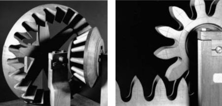 T. Olivier, Modelos de engranajes en madera construidos para la docencia, CNAM http://www.arts-et-metiers.net/pdf/carnet_engrenages.pdf