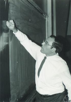 Gian Carlo Rota, 1970