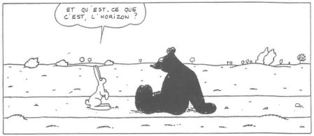 L'Ours Barnabé, de Philippe Coudray