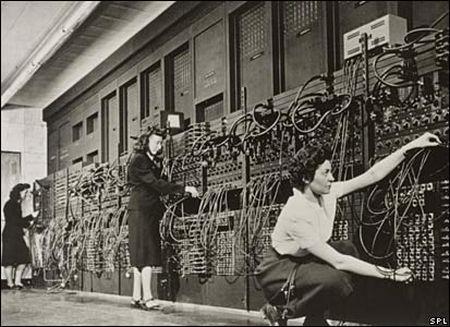 Las chicas del ENIAC (1946-1955) http://bit.ly/15WzcHf