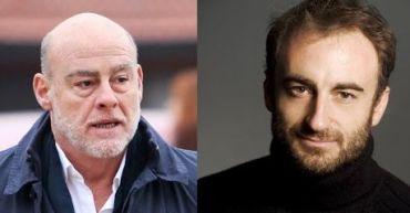 Aitor Mazo y David Luque