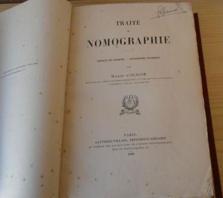 nomografie