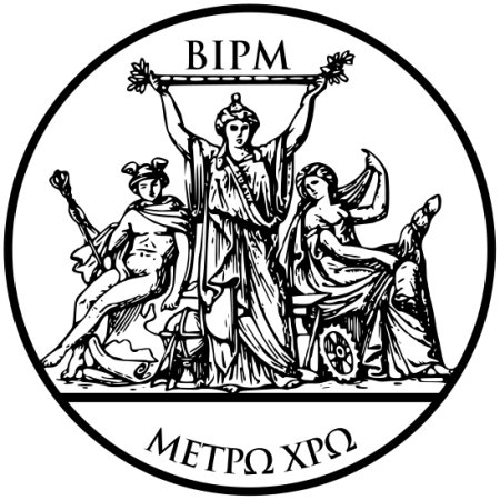 Oficina Internacional de Pesas y Medidas http://commons.wikimedia.org/wiki/File:Metric_seal.svg