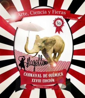 carnaval-quimica-xxviii-28-edicion-niquel-edition-flagellum-3dciencia-2013-octubre