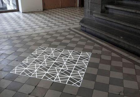 "Pablo Valbuena, ""Time Tiling"", http://www.pablovalbuena.com/selectedwork/time-tiling-stuk/"