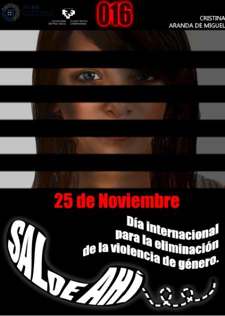 Cartel de Cristina Aranda de Miguel