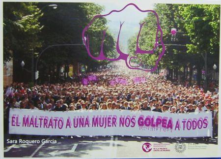 Cartel de Sara Roquero García