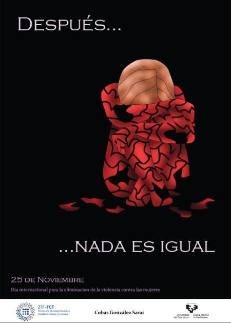 Cartel de Sarai Cobas González