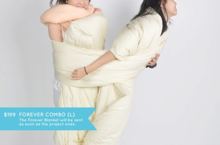 http://www.kickstarter.com/projects/cindyng/forever-pillow-one-pillow-endless-possibilities
