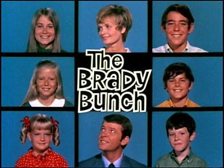 La tribu de los Brady, serie de TV, EE.UU. , 1969 http://es.wikipedia.org/wiki/The_Brady_Bunch