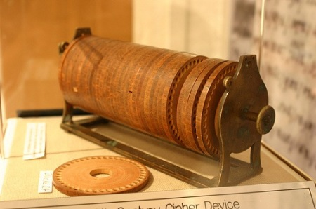 http://edocumentsciences.com/jefferson-wheel-cipher-and-modern-cryptography/