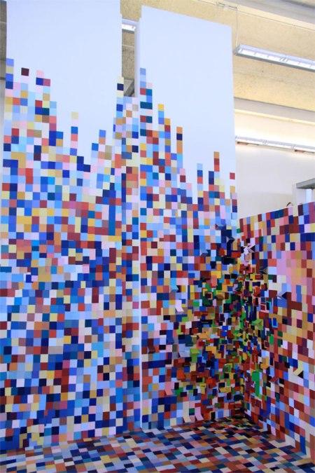 http://www.madihasiraj.com/#installations/2