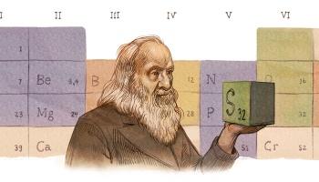 El sistema peridico de primo levi dmitri mendelyev 1834 1907 urtaz Images