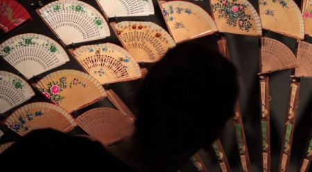 Fan Mirror, 2013 http://www.thisiscolossal.com/2014/02/interactive-mirrors-built-from-arrays-of-moving-objects-by-daniel-rozin/