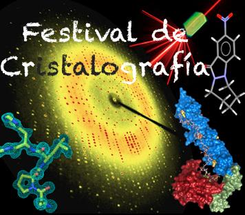 Imagen diseñada a partir de la web de enseñanza de la cristalografía.  http://educacionquimica.wordpress.com/2013/11/11/comienza-el-festival-de-la-cristalografia/