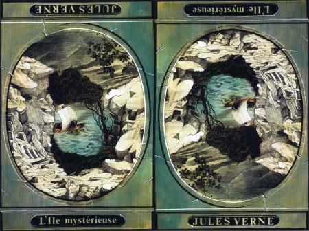 Itsván Orosz, Jules Verne y la isala misteriosa.