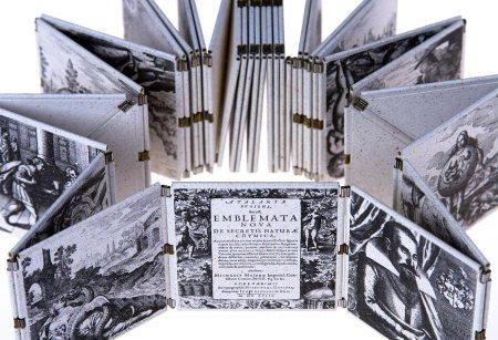 """Daniel E. Kelm, """"Neo emblemata nova"""" (2005) http://danielkelm.com/core/galleryfullsize/1/1/2"""