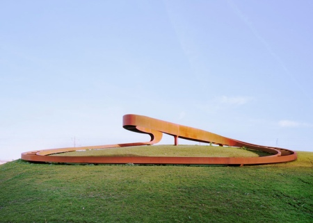 The Elastic Perspective, Barendrecht, Holanda (2013). NEXT architects Fotografía de Sander Meisner