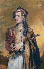 Lord Byron, retratado por Thomas Phillips en 1813