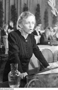 Paula Hertwig en 1947