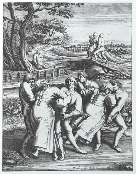 Grabado de Hendrik Hondius