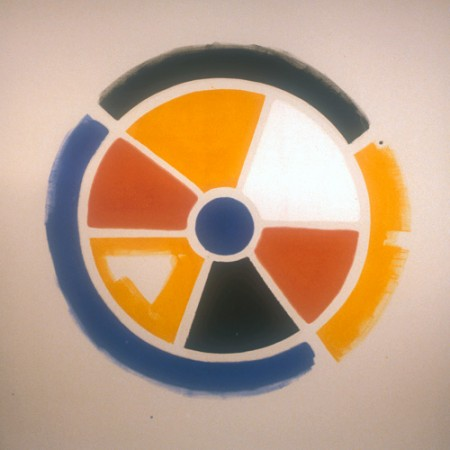 Kenneth Noland, Highlights, 1961 http://www.kennethnoland.com