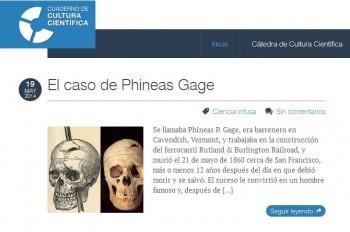 """Captura de pantalla de la página de inicio de """"Mapping Ignorance"""", 19 mayo 2014"""