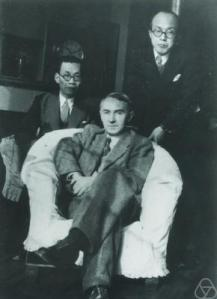 Y. Akizuki, C. Chevalley y A. Kobori