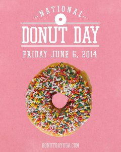 national-donut-day-poster