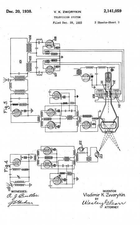 Television system. US 2141059 A