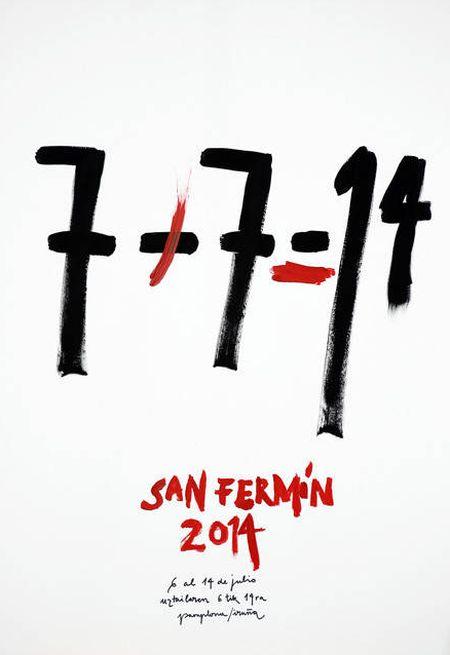 '7+7=14', obra de la pamplonesa Estefanía de Paz Asín