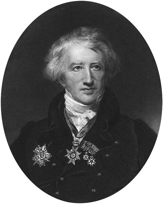 Georges Cuvier, promotor de la anatomía comparada |