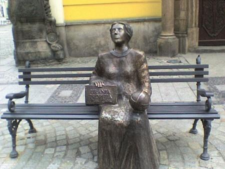 Mary Cunitz, Świdnica (Polonia)