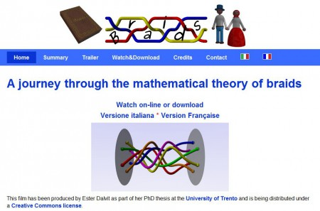 http://matematita.science.unitn.it/braids/