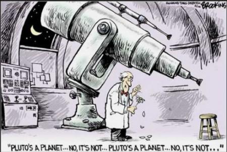 No es un planeta