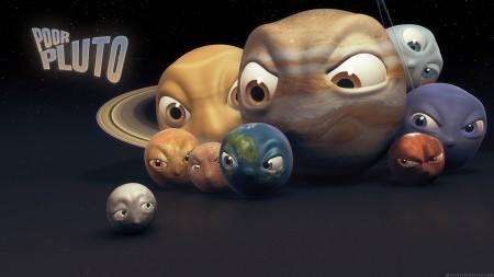 Pobre Plutón