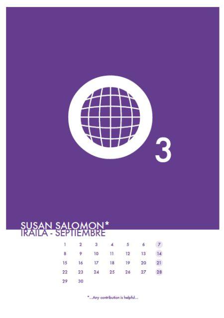 … sentí que tenía una obligación solemne de hacer lo que pudiera… El mes de agosto en el calendario 2014 diseñado para la Comisión para la Igualdad de la ZTF-FCT por Iñigo Tobes Bardi, Eder Ruesga Lopez e Iñigo San Emeterio