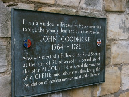 John_Goodricke_plaque