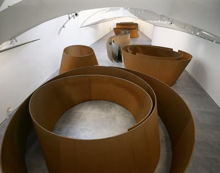 La materia del tiempo, Richard Serra