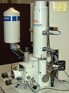 Microscopía electrónica [SCIKU]
